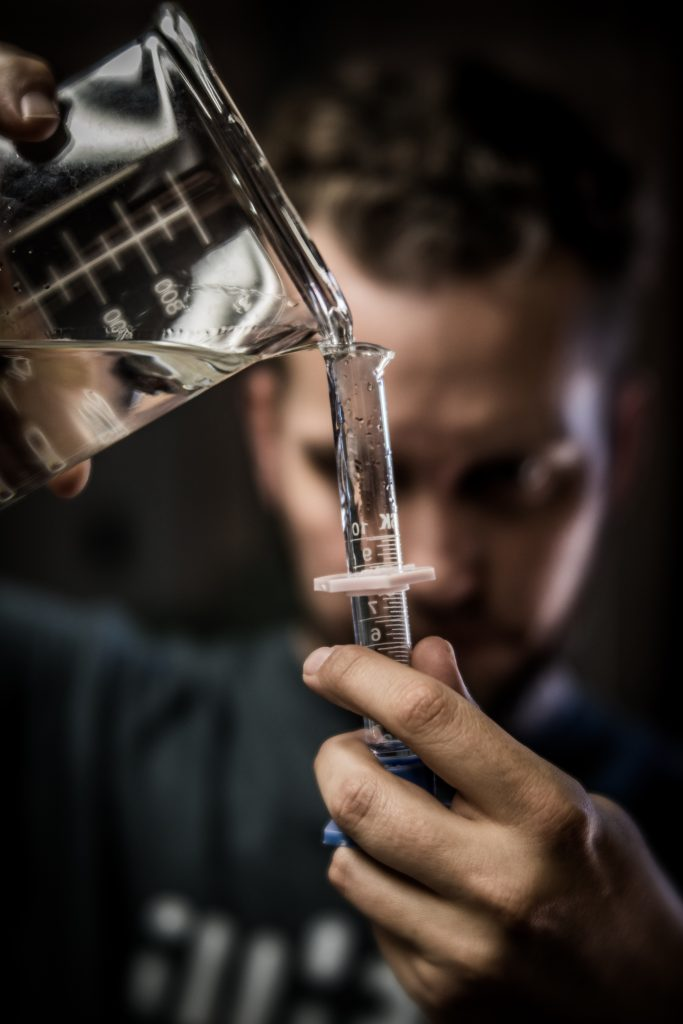 Measuring award-winning craft spirits for optimal flavor and consistency